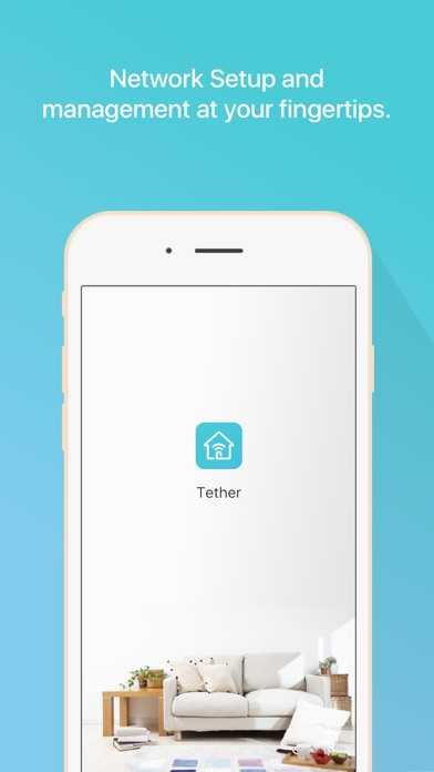 Screenshot for TP-Link Tether in Denmark App Store