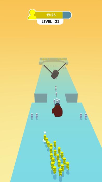 Stretchy Crowd screenshot 1