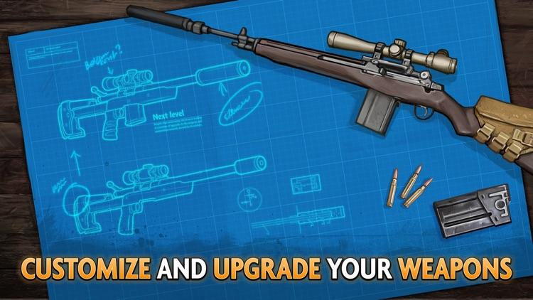 Clear Vision 4: Sniper Shooter screenshot-4