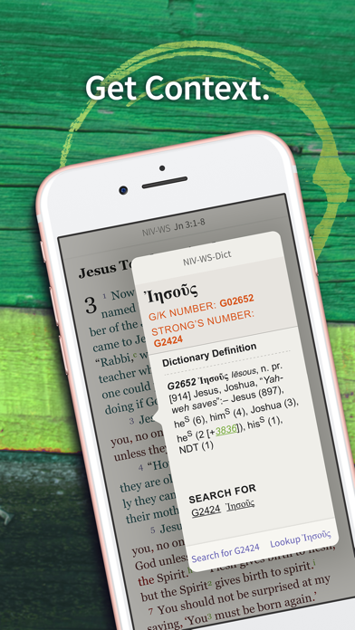 Bible App by Olive Treeのおすすめ画像6