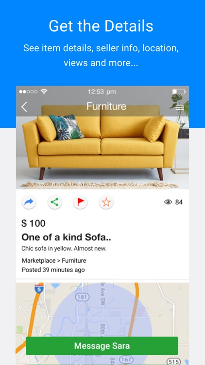Localily: Buy Sell Rent Local