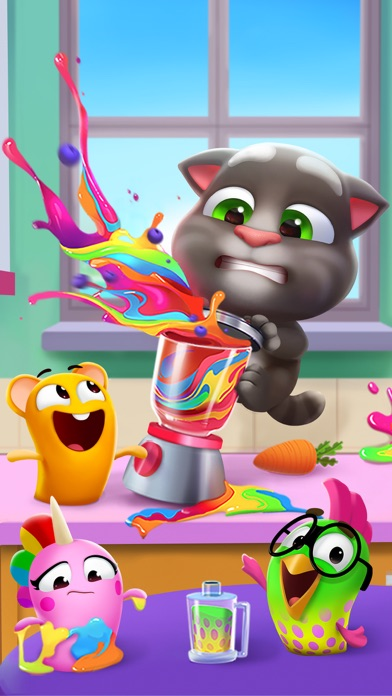 My Talking Tom 2 app image