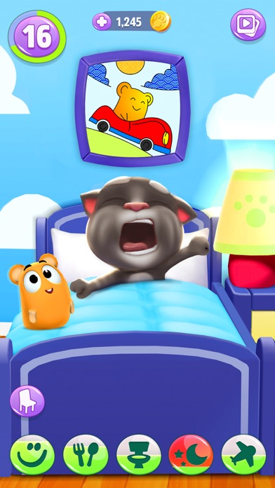 My Talking Tom 2 wiki review and how to guide
