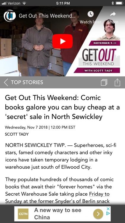 Beaver County Times News screenshot-8