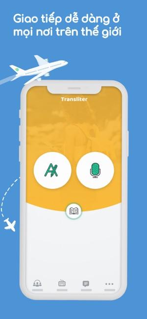 Dịch tức thời - Transliter