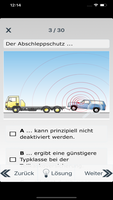 Pruefungscoach Kfz-2 screenshot #6