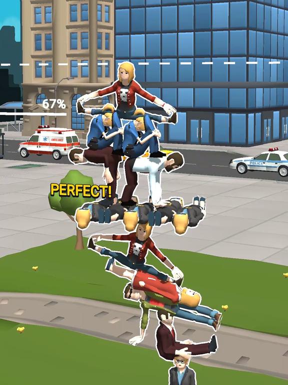 Human Tower! screenshot 8