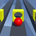 Race Road: Color Ball Star 3D