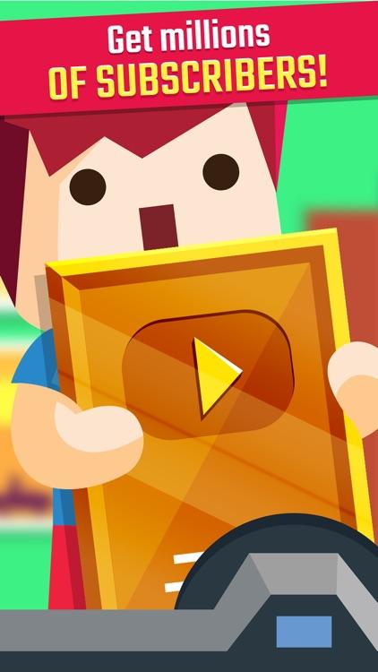 Vlogger Go Viral - Tube Star screenshot-0