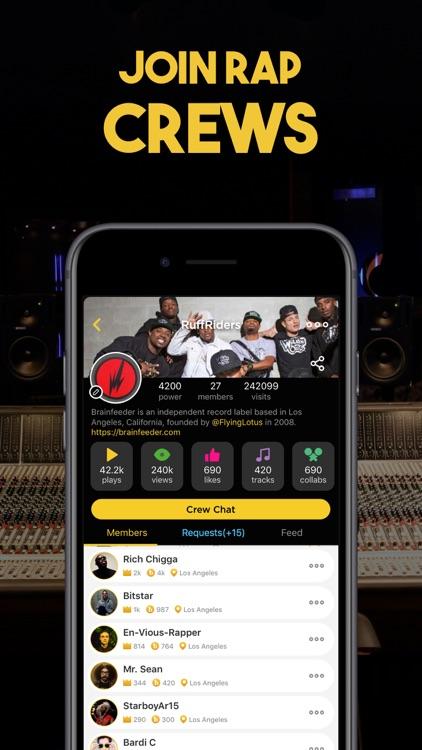 RapFame - Rap Recording Studio screenshot-8