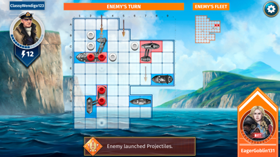 BATTLESHIP Screenshot