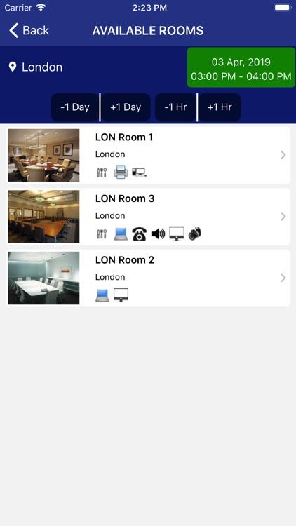 Rendezvous Mobile 6.4 screenshot-4