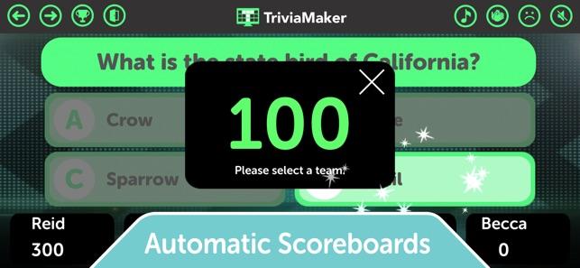 Trivia Maker - Quiz Creator on the App Store
