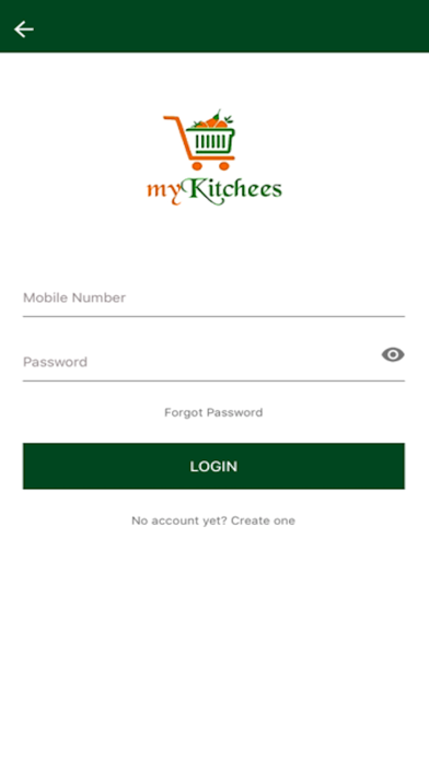 Mykitchees screenshot 3