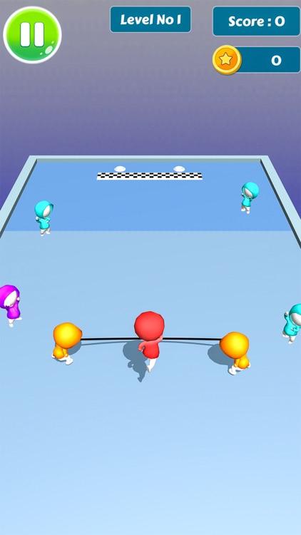 Rope Run - Fun Race Game 3D! screenshot-3