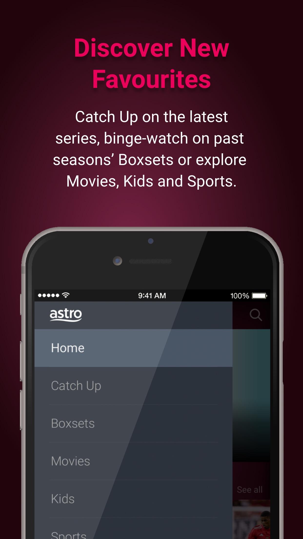 Astro GO Screenshot