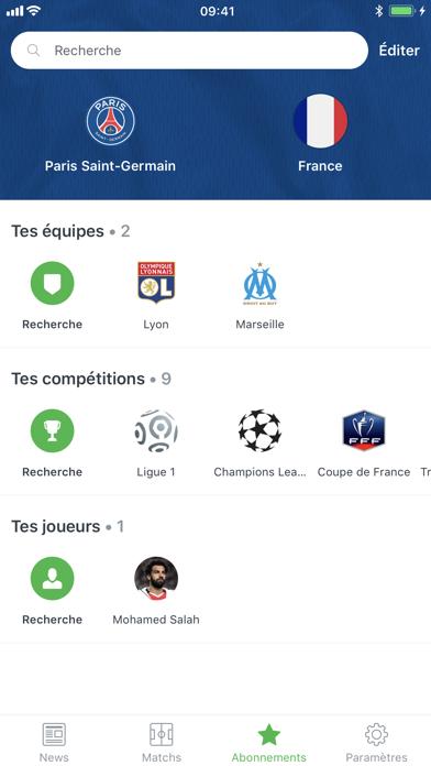 download Onefootball - Actu du Football apps 0