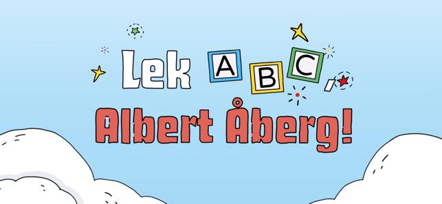 Lek ABC, Albert Åberg Screenshot