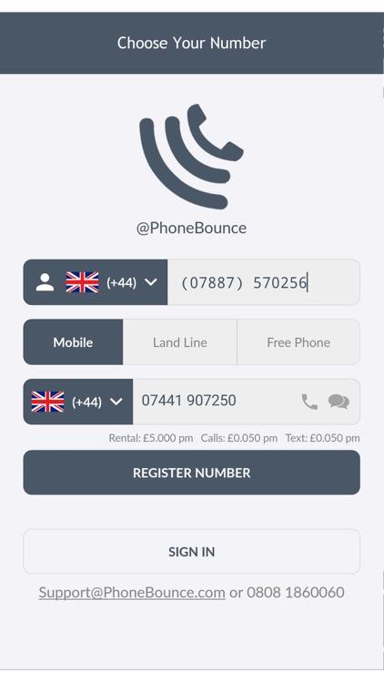 PhoneBounce screenshot-3
