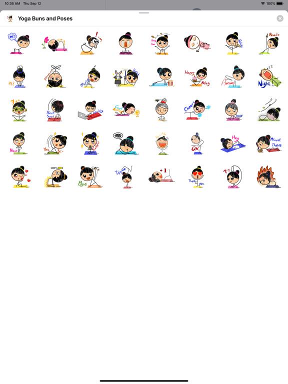 Yoga Buns and Poses screenshot 4