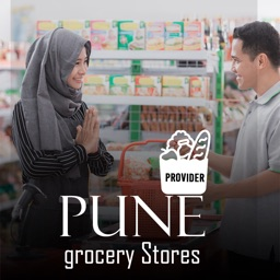 Pune Grocery Store Provider