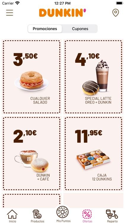 Dunkin' España screenshot-3