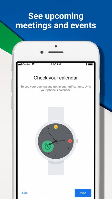 Wear OS by Google - Smartwatch-4
