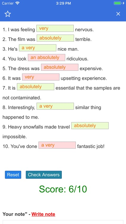 P2P Dictionary of English PRO screenshot-5