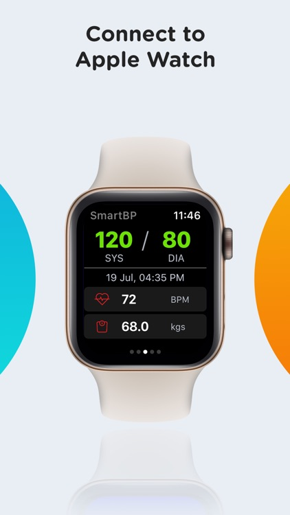 SmartBP - Smart Blood Pressure screenshot-2