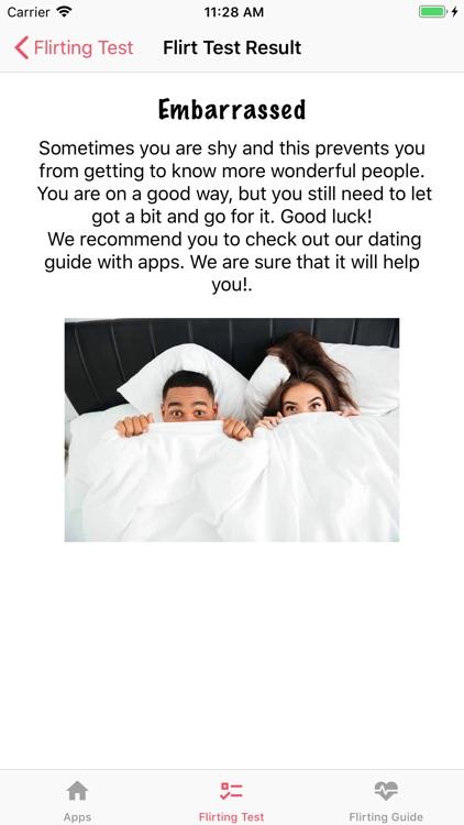 Dating apps, Flirt & Chat screenshot-3