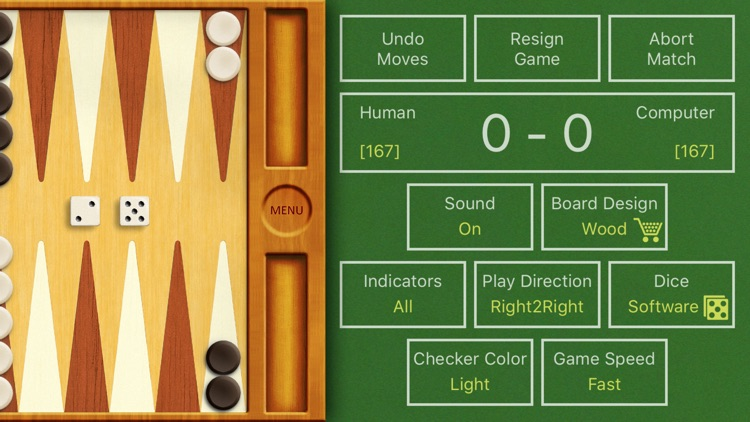 True Backgammon screenshot-3