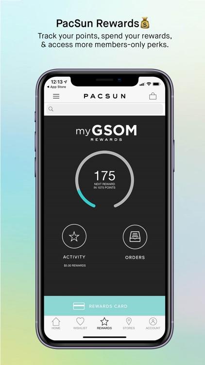 PacSun screenshot-3