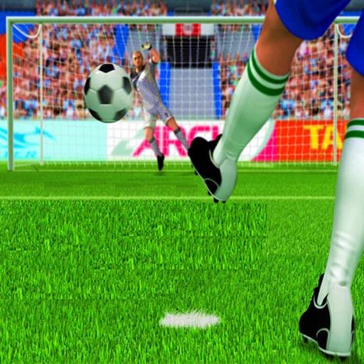 Blaze Penalty:Kick Perfect!