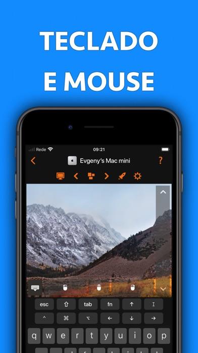 Foto do Controle remoto para Mac - Pro