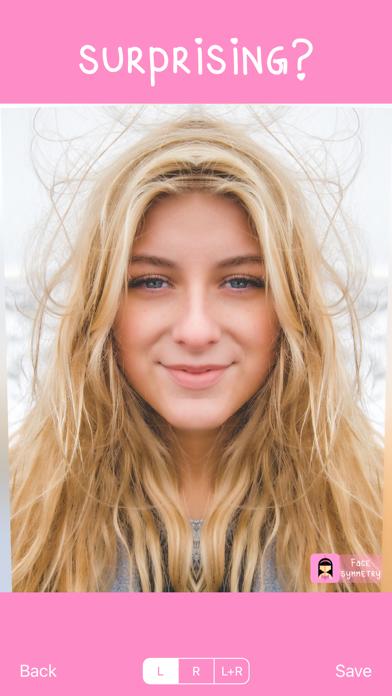 Symmetry Face Makerのおすすめ画像2