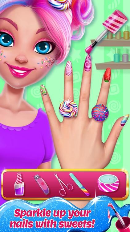 Candy Makeup Beauty Game screenshot-3