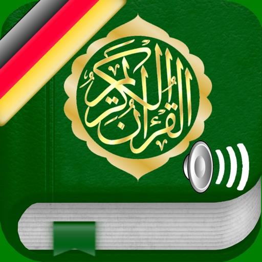 Koran Audio: Deutsch, Arabisch