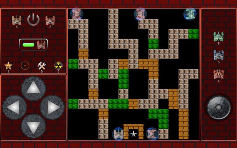 Super Tank Battle screenshot 2