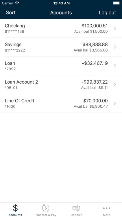 FNBC Mobile Banking screenshot-2