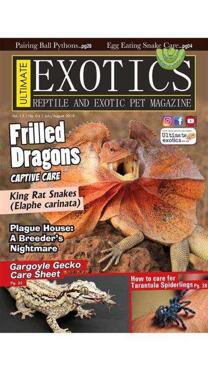 Ultimate Exotics Magazine