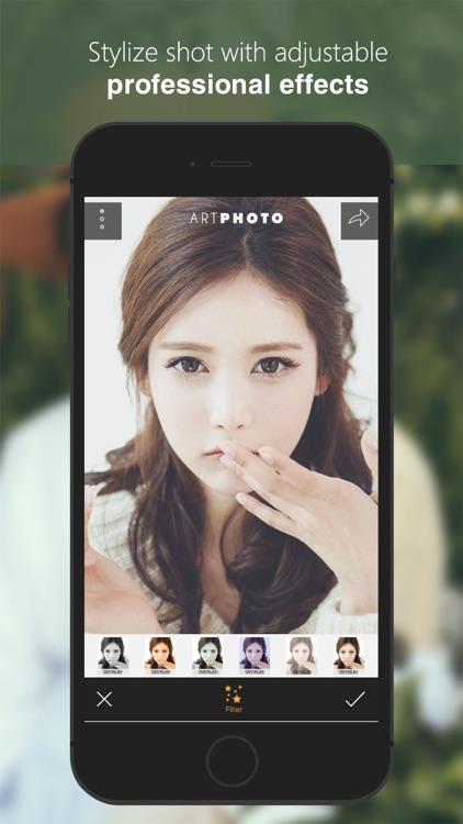 Art Photos Editor & Add text screenshot-3