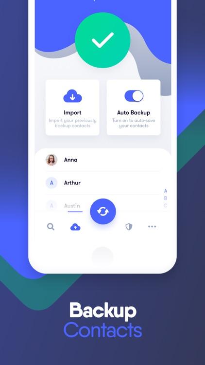 Connect - Backup & Spam screenshot-3