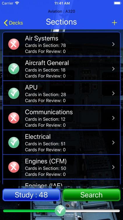 iPilot A320 Study Guide