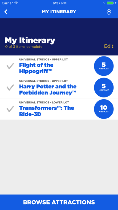 Download Universal Studios Hollywood™ for Android