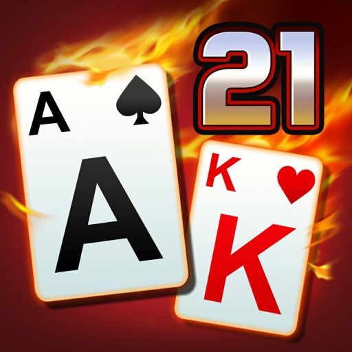 21 Frenzy - Card Games icon