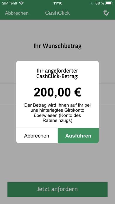 Consors Finanz Mobile BankingScreenshot von 6