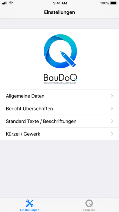 BaudoQ Screenshot