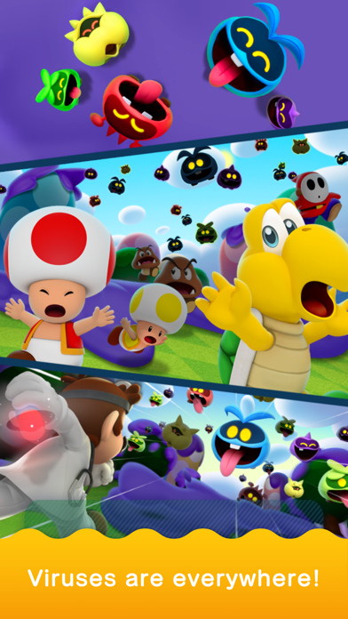 Dr. Mario World screenshot 4