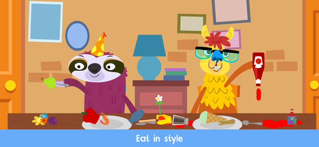 ‎Sizzle & Stew Screenshot