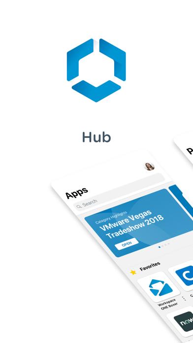 Intelligent Hub by AirWatch, LLC (iOS, United States) - SearchMan